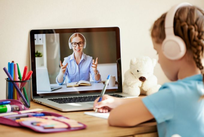 Creating transparency for remote learning